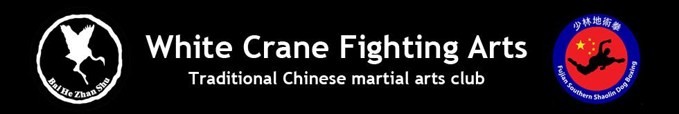 White Crane Fighting Arts