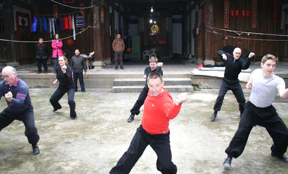 Trip To China, February 2012