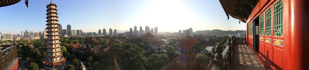 Pano-Fuzhou
