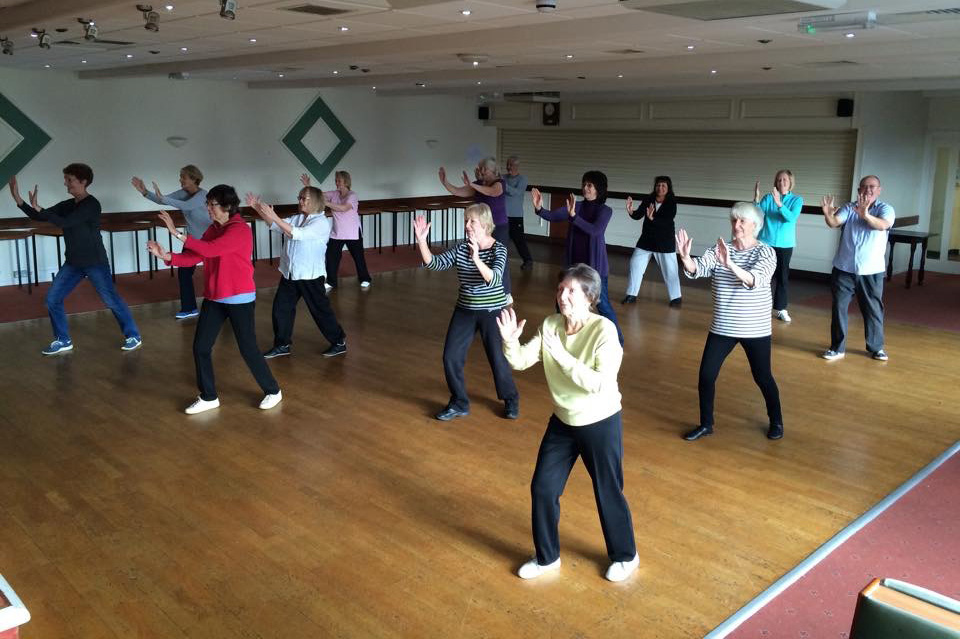 Haywards Heath U3A & 60+ Tai Chi